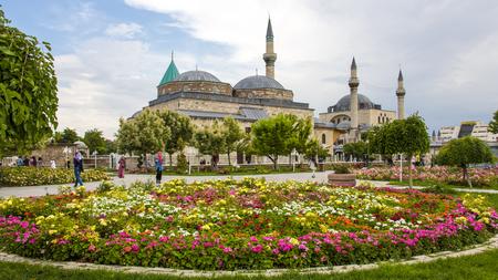 seljuk: Mevlana Museum, Konya