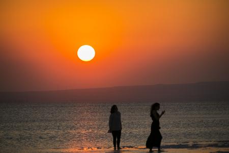 konya: Live at sunset in Salt Lake