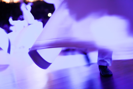 whirling: whirling dervish