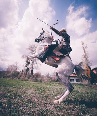 興味を持っている彼の馬のトルコ語