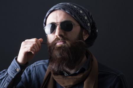 image of intellectual man