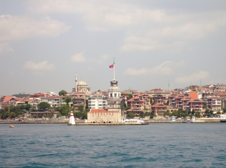 Maidens tower-istanbul Turkey photo
