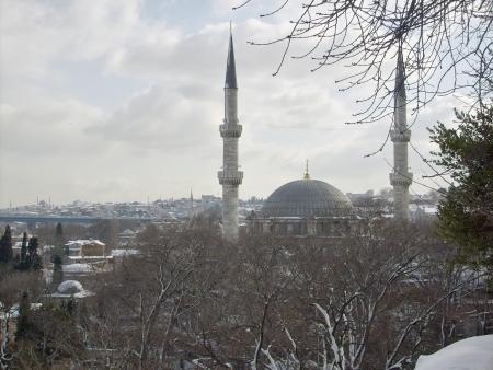 holiest: Eyup Sultan Mosque