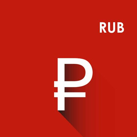 Russian currency symbol ( Turkish Rusya para birimi simgesi)