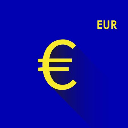 Euro currency symbol (Turkish Euro para birimi simgesi)