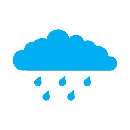 Rainy Sky Vector Teamwork