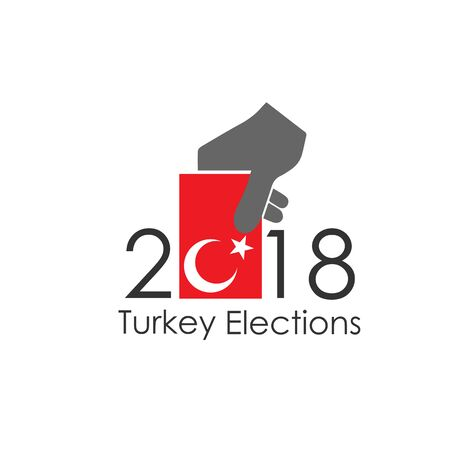 Turkey Election (Akp, Mhp, Chp, Bbp, Sp, iyi) Vector Work