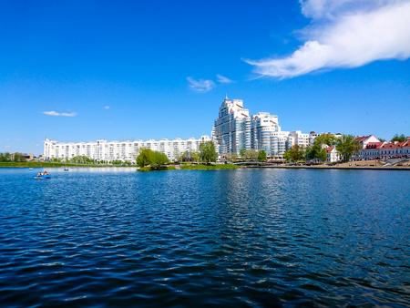 Minsk city Belarus