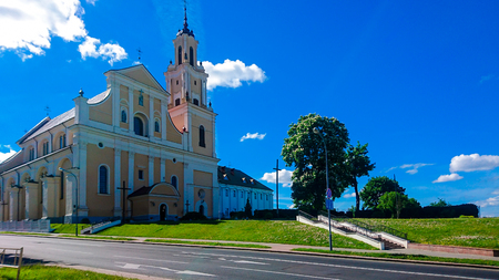 Mogilew city Belarus
