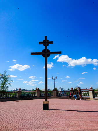 vitebsk city Belarus Editorial