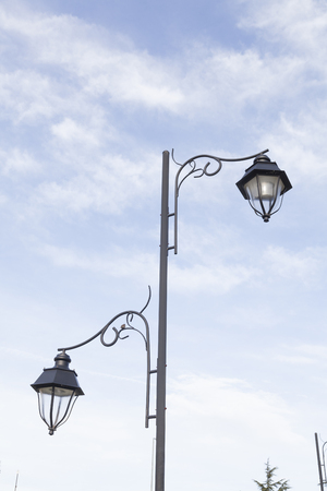 outdoor lamp for street lighting
