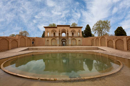 Shahzadeh Garden in Mahan, Iran