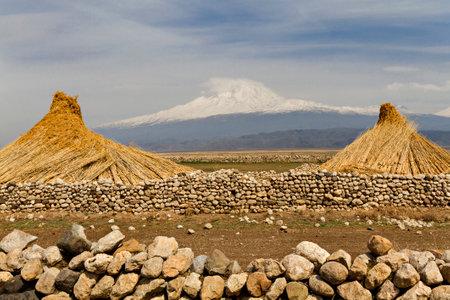 Mount Ararat known, Eastern Turkey