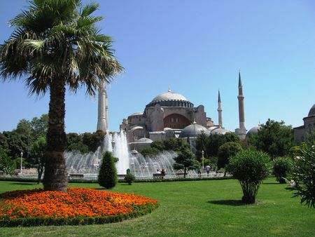 Istanbul-church st.Sofia
