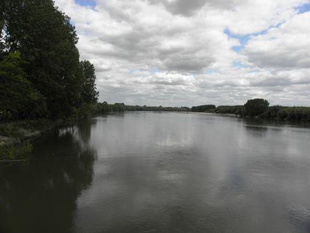 edirne: View from Tunja River in Edirne.