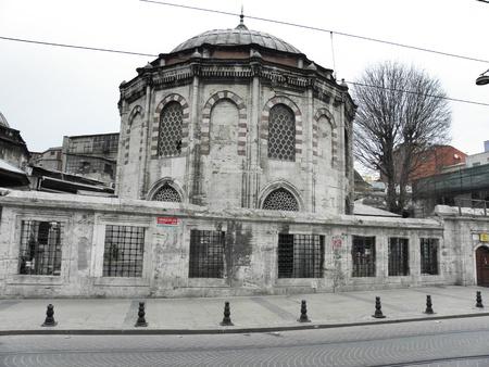 The tomb of koca Sinan pasha in Istanbul