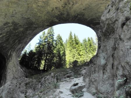 현상: Natural phenomenon in the central Rhodopes known as Rocky Bridges or Er Kjupria.