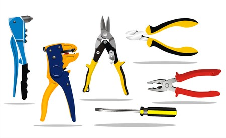 handtools: some handtools that everyone know