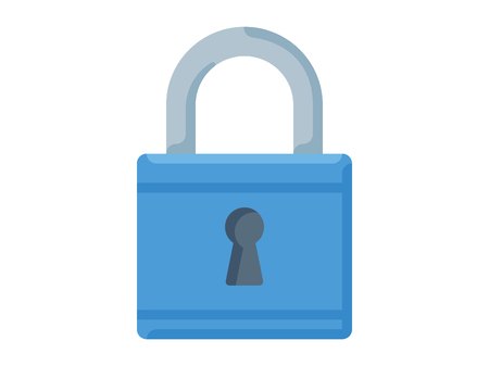 lock icon. Element of lock and keys icons for mobile concept and web apps. Badge style lock icon can be used for web and mobile ap. Business, private.