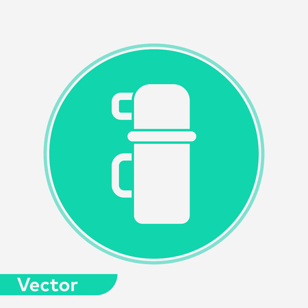 Flask icon vector, filled flat sign, solid pictogram isolated on white. Symbol, logo illustration.