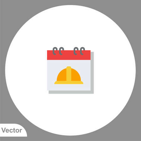 Labor day icon sign vector, Symbol illustration for web and mobile