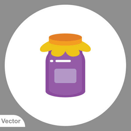 Jam icon sign vector, Symbol, illustration for web and mobile