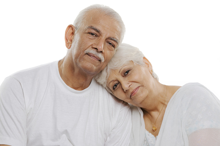 An old couple Stock Photo - 80307934