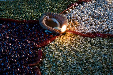 Indian pulses Stock fotó