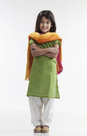 joyfulness: Portrait of a girl