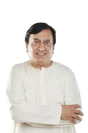 granddad: Portrait of a Gujarati man