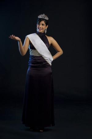 pageant: Beauty pageant participant