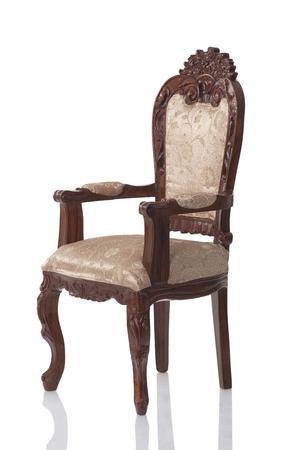 tallado en madera: Chair