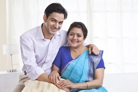 어머니와 아들의 초상