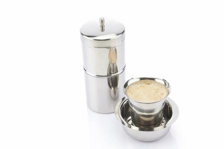 Filter coffee Stock Photo