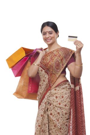 homemaker: Woman shopping