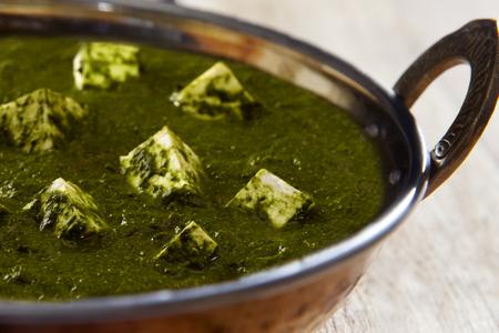 punjab: palak paneer , indian food