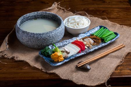 yunnan: Yunnan cuisine Stock Photo