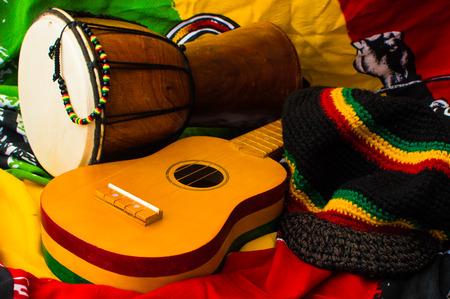 reggae fond