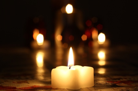 warmness: Candle Light