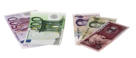 macht: Euro vs. Yuan