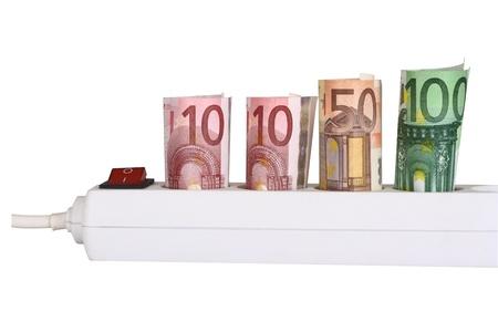 finanzen: Strom ist Teuer