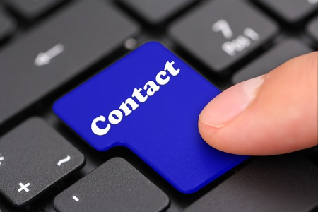 Contact Stock Photo - 13099921