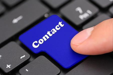 Contact Stock Photo - 13099921