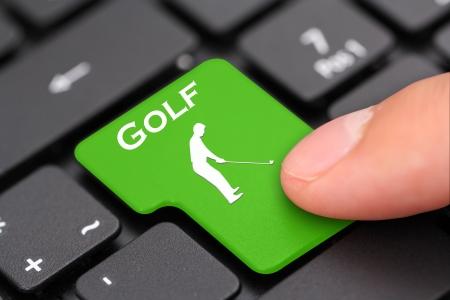 Golf Stock Photo - 13677795