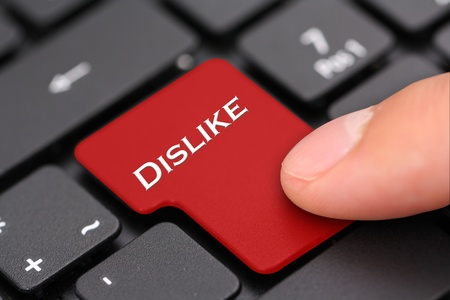 dislike: Hekel