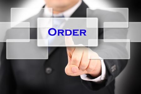 order Stock Photo