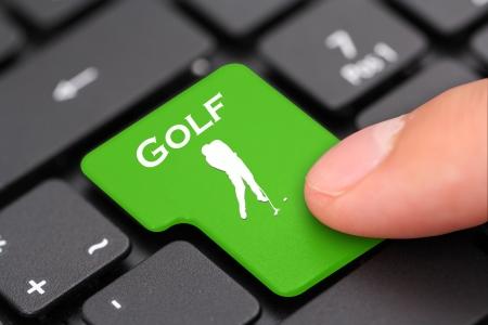 Golf Stock Photo - 13896831