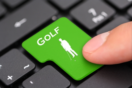 Golf Stock Photo - 13896834