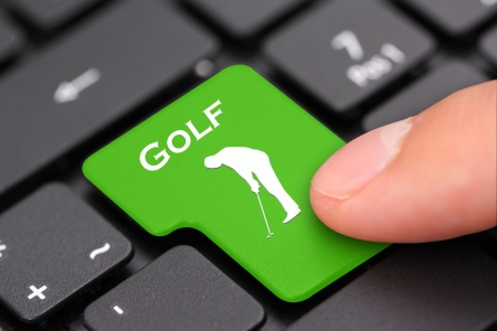 Golf Stock Photo - 13896810