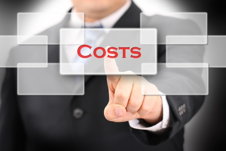 Costs Stock Photo - 13995642